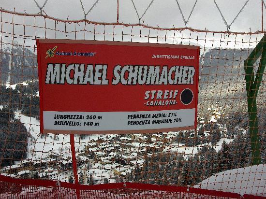 Relais des Alpes: il muro finale dello Spinale