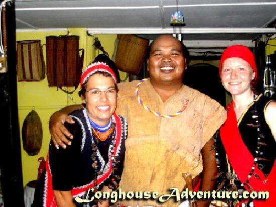 Annah Rais Longhouse Adventure: Homestay Coordinator - Edward