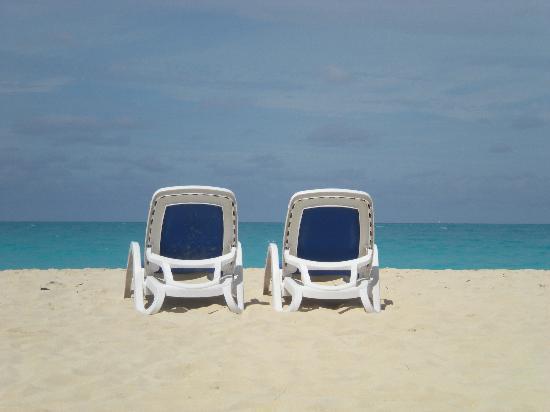 Melia Cayo Santa Maria: Vue sur la mer...