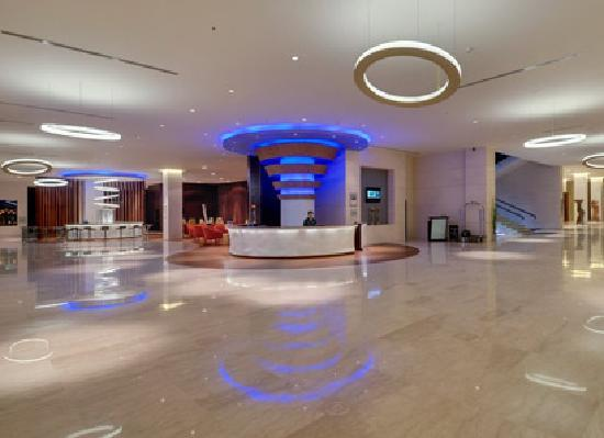 Novotel Hyderabad Airport: Reception