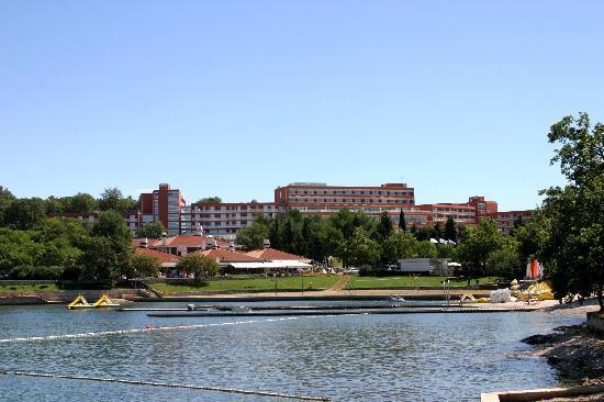 Hotel Albatros Plava Laguna: All Inclusive Hotel Laguna Albatros ****
