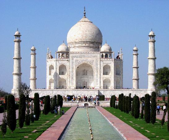 Agra, India: Tajmahal