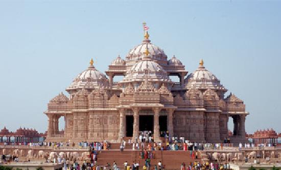 أغرا, الهند: Aksharadhama