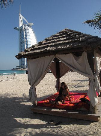 Jumeirah Mina A'Salam: the beach at mina