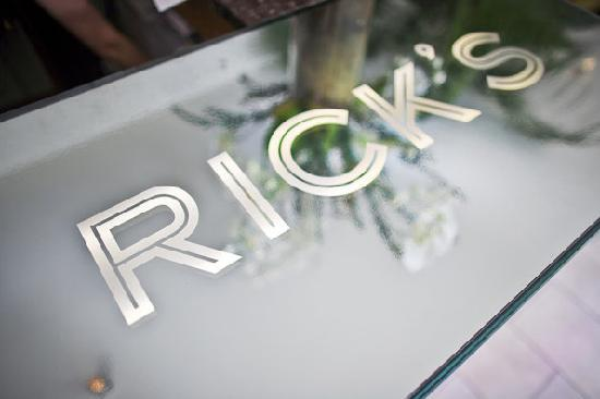 Rabble Taphouse & Grill: ricks