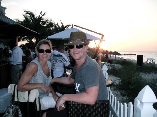 Sibonne Beach Hotel: SEVEN STARS BEACH BAR