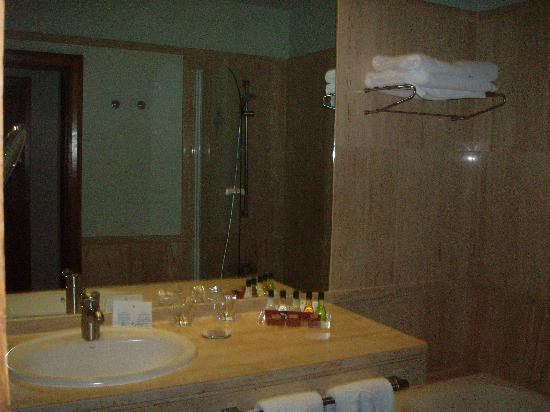 Parador de Pontevedra: Baño