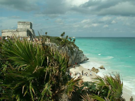 Luxury Bahia Principe Akumal Don Pablo Collection: Le castillo sur le site de Tulum