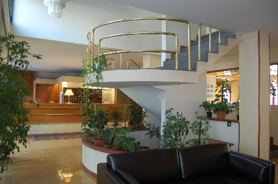 Hotel Albatros: Hall