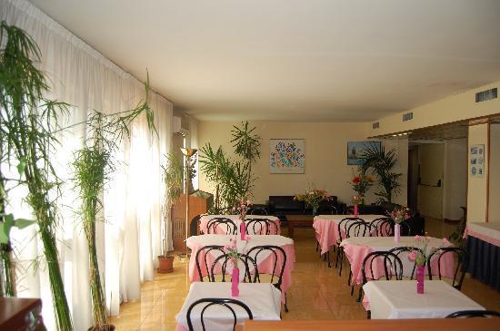 Hotel Albatros: Sala Colazioni
