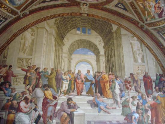 Vatikanske museer: バチカン美術館