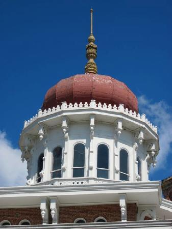 Dome on Top of Longwood