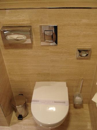 Grand Majestic Plaza Hotel: Toilet