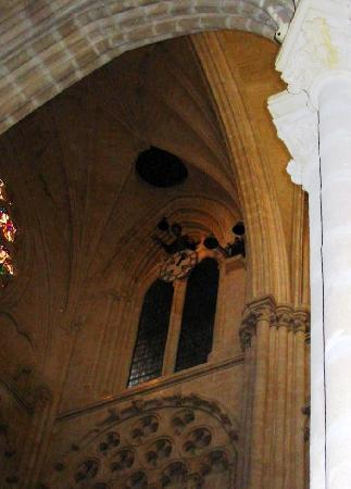 Catedral de Burgos: El Papamoscas.