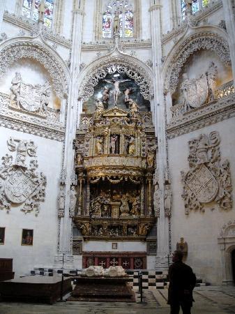 Catedral de Burgos: Capilla de los Condestables.