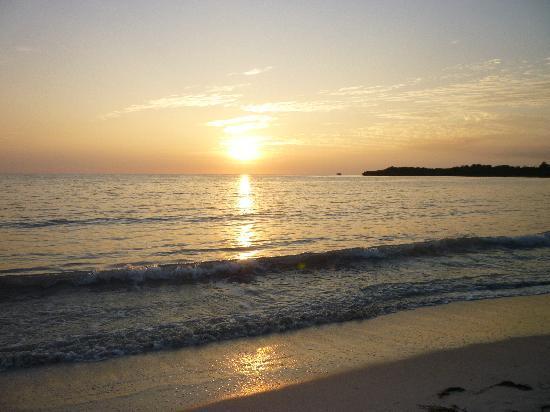 Sandals South Coast: 8 days of wonderful weather