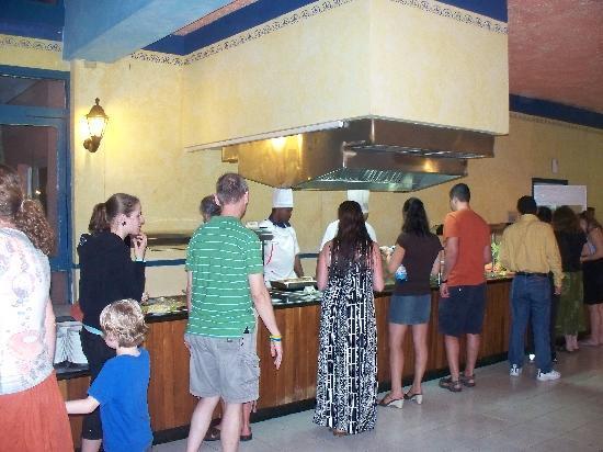 Villa Tropico (Jibacoa): Cameleon Club Jibacoa