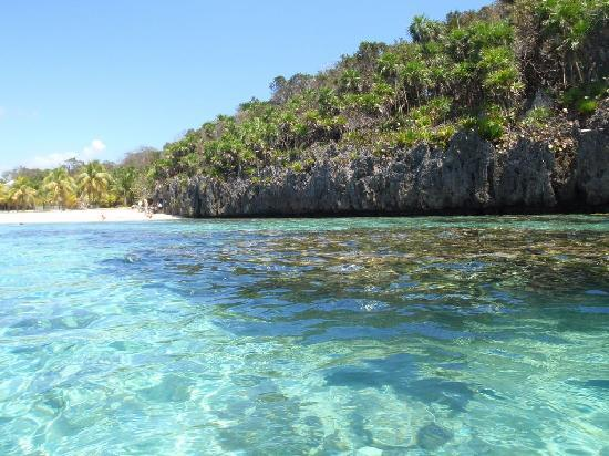 Mayan Princess Beach & Dive Resort: perfect water