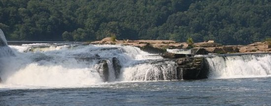 Virginia Occidental: Kanawha Falls