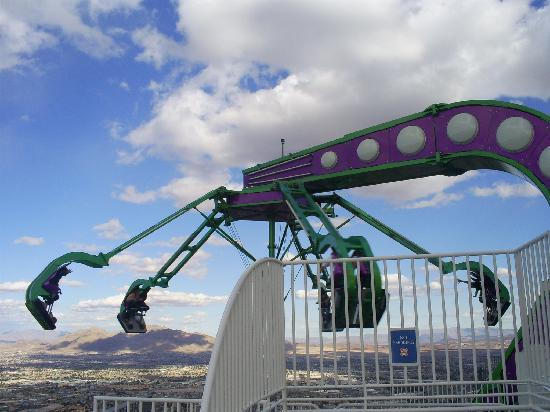 Stratosphere Hotel, Casino and Tower, BW Premier Collection: ride @stratosphere Insanity