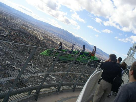 Stratosphere Hotel, Casino and Tower, BW Premier Collection: ride @stratosphere x-scream