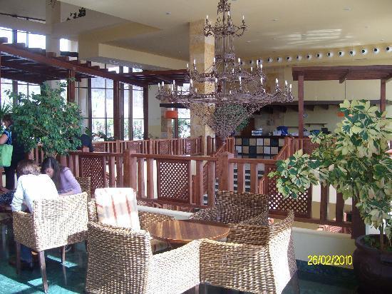 Occidental Jandia Mar: Lobby Bar at The Jandia Mar