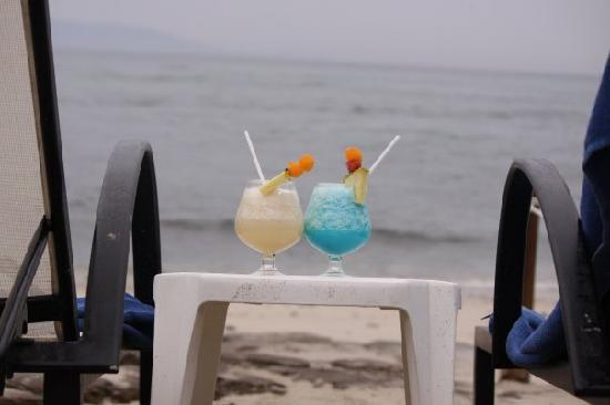 Grand Palladium Vallarta Resort & Spa: View from Royal Suites Beach