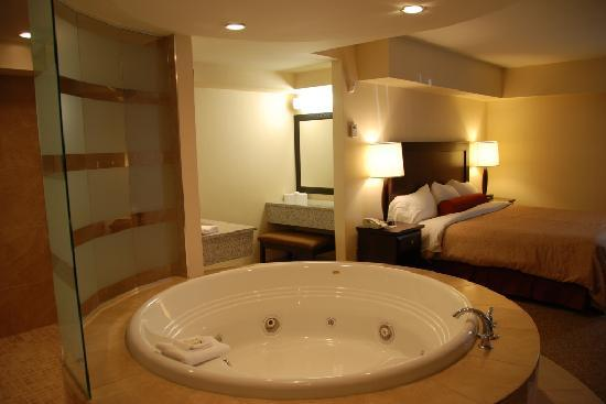 Jacuzzi Suite Picture Of Travelodge Hotel Saskatoon