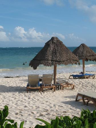 Ocean Coral & Turquesa: la playa