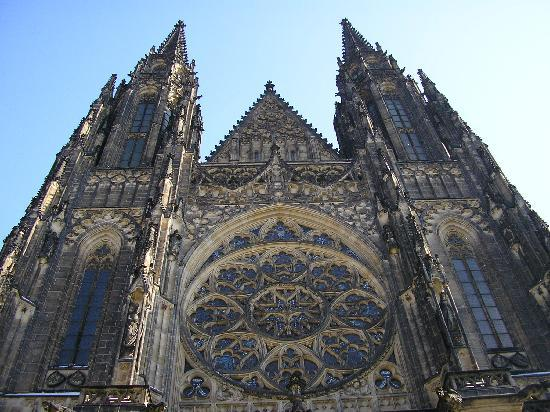 Winston Churchill Hotel: St Vitus Cathedral