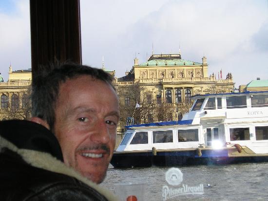 Winston Churchill Hotel : Boat trips