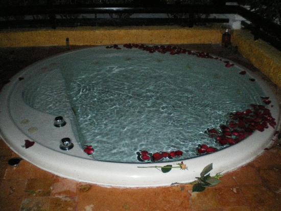 Iberostar Tucan Hotel: Jacuzzi personalizado jeje