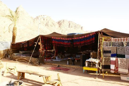 Morgenland Village: the shisha bar/shop