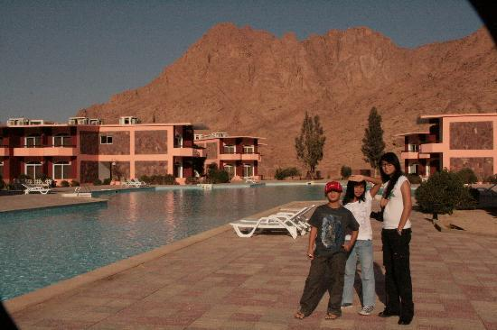 Morgenland Village: the pool