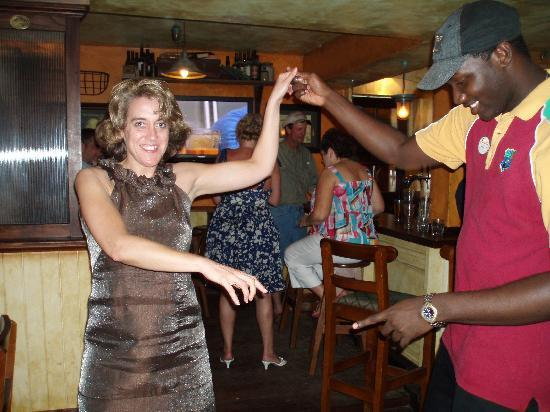 Sandals Royal Caribbean Resort and Private Island: Kevin got us dancing!