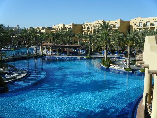 Hotel Riu Santa Fe: acitivities pool