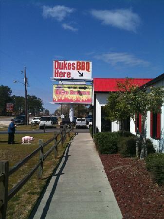 Walterboro, Νότια Καρολίνα: dukes