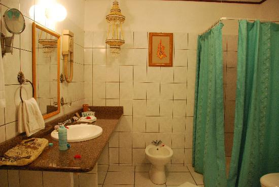 Anse Soleil Beachcomber: Bathroom for Room 10