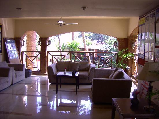 Sun City Resort: hotel lobby