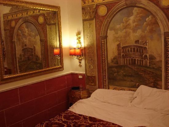 Hotel Romanico Palace: Photo de la chambre