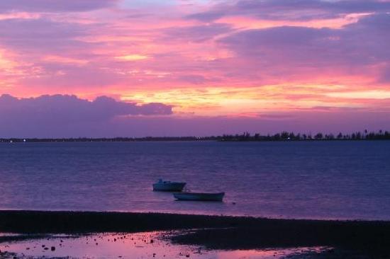 InterContinental Mauritius Resort Balaclava Fort: beach view