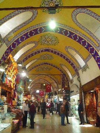 Nena Hotel: The Grand Bazaar