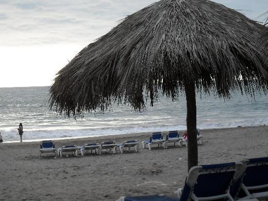 Hacienda Buenaventura Hotel & Mexican Charm All Inclusive: Beach at Sunset