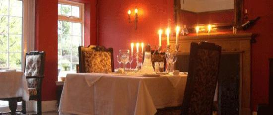 The Dining Room at Claverton: The Dining Room