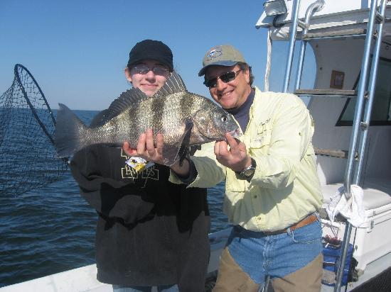 Sport Fishing Gullah Gal: Nice catch