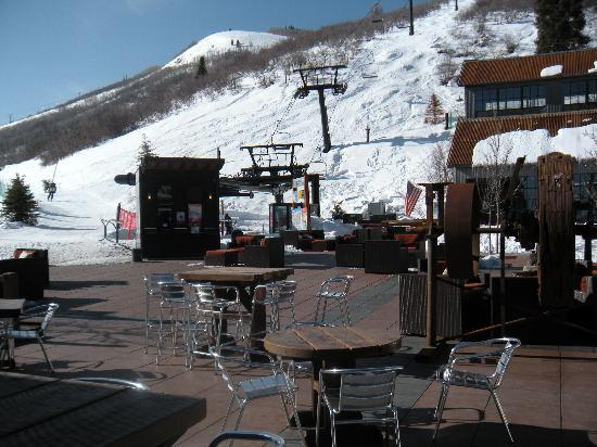 Silver Star at Park City: lift area