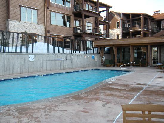 Silver Star at Park City: pool