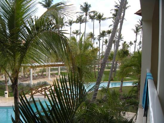 Secrets Royal Beach Punta Cana: View From Our Balcony