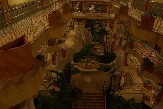 ClubHotel Riu Buena Vista: Innenhof