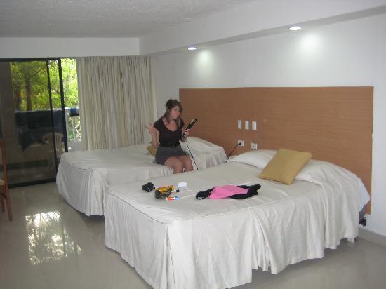 Hotel Beach House Playa Dorada: Bedroom